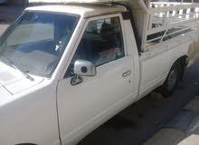 For sale 1981 White Datsun