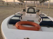 قارب الجزيره2014
