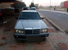 mercedess diesel 190 50000dh