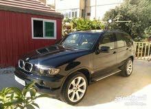 للبيع او البدل BMW X5 4.4i 2000