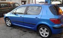 بيجو 307 بسعر 4500