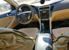 سياره سوناتا 2011 مكفول اربيل منتهية سنوية