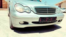 Mercedes Benz C 200 in Tripoli