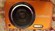 كاميرا للبيع سامسنج بحاله جيده تركب لها مومري