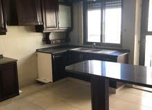 قرية النخيل شقة للايجار 190م جديدة لم تسكن 0779287777
