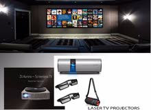Laser Tv and Projector
