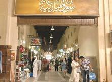 للبيع او الضمان محل بسوق المباركية موقع مميز يصلح مطعم او كوفي شوب
