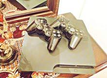 سوني 3 اوروبي الاصلي 320 قيقا تخزين ودسكات 25 لعبة