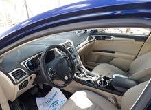 للبيع سياره فورد فيوجن 2014 حره جديد للبيع بسعر مغري ومنااسب وقاابل للتفاوض لون