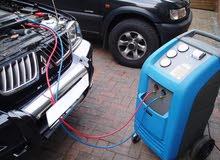 مطلوب فني متنقل لصيانة مكيفات السيارات وتعبئة الغاز - أعمال داخل طرابلس