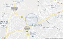 شقة طابق ثالث مع روف مساحة 240م/ حي الصحابة _ رجم عميش