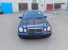 Mercedes Benz E 240 car for sale 1999 in Al-Khums city