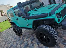 Jeep Wrangler 2019 For sale - Turquoise color
