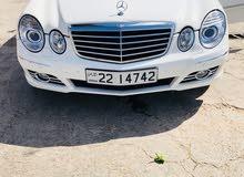 Mercedes Benz E 200 2005 For sale - White color