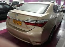 Toyota Corolla 2017 For sale - Beige color
