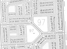 ارض مميزه للبيع مجاوره 97 على الشارع الرئيس