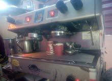 مكينة قهوة برزيلة للبيع 2500