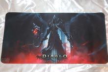 قاعدة ماوس بصور لعبة MousePad - Diablo