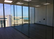 Sea View office in New Building with Facilities