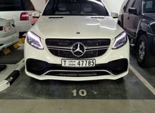 ML63 CONVERTED TO GLE63