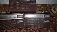 راديوات العدد 3 قديمات للبيع السعر 50 الف قفل قفل