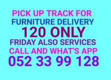 052 3399 128 PICK UP TRUCK FOR FURNITURE DELIVERY.100. DEAR CUSTOMER, WE PROVID