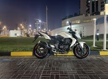 Kawasaki Z750 4 cylinder very low mileage
