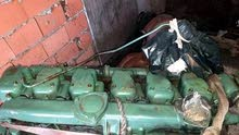 محرك مرسيدس 6 تيربو