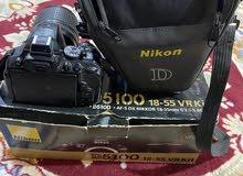 كاميرا نايكون 5100