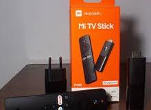 XIAOMI MI TV Stick Streaming Device سعر غير قابل للتفاوض جهاز جديد مع كفالة تواصل