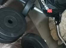 Pvc 20Kg Combo 3 Home Gym