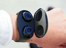 Wireless Earbuds Wristband Bluetooth 5.0
