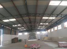 مصنع غزل ونسيج وصباغه 1300م بمدينه العاشر من رمضان