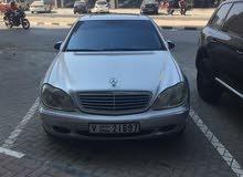 Mercedes S500 2002