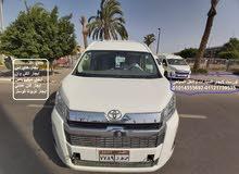 ايجار تويوتا هاي اس - Toyota Hiace