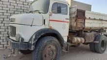مرسيدس شاحنة
