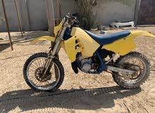 off road dirtbike Suzuki RMX250  for sale للبيع دراجه كروز سوزاكي