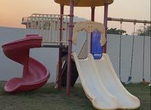Outdoor playground لعبة خارجيه للبيع
