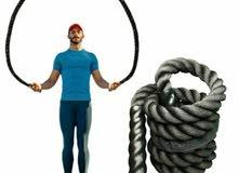 حبل قفز ثقيل