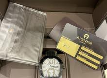 AIGNER 2013 black watche