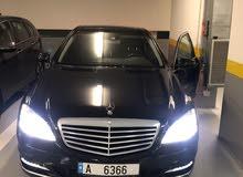 mercedes 2012  350 s
