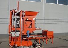 470 blocs/h - Machine mobile à blocs de béton SUÈDE