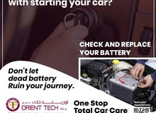 Batteries in Qatar  Car Battery Replacement Service Center Qatar Doha