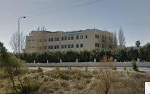 ارض للبيع في ناعور خلف جامعة الزيتونة م ام البساتين
