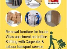 Bahrain packers and movers