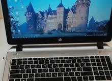 Hp laptop اج بي لابتوب