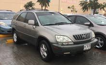 luxus rx 300   2001