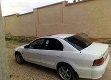 Manual Mitsubishi 2001 for sale - Used - Gharyan city