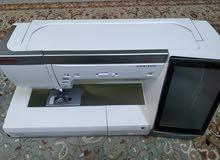 مكينة تطريز جانومي 15000 JANOME آلة خياطة