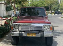 Manual Nissan 1992 for sale - Used - Muscat city
